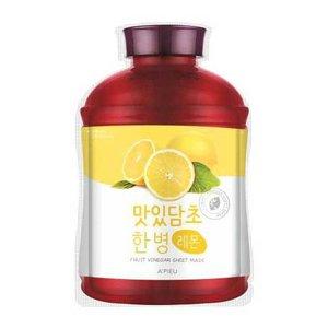 A'pieu Lemon Vinegar Sheet Mask