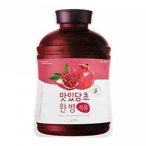 A'pieu Pomegranate Vinegar Sheet Mask