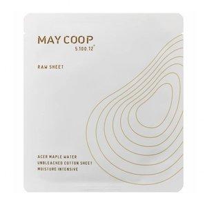 May Coop Raw Sheet Mask