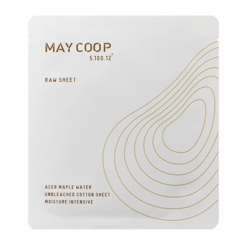 May Coop Raw Mask SheetMask