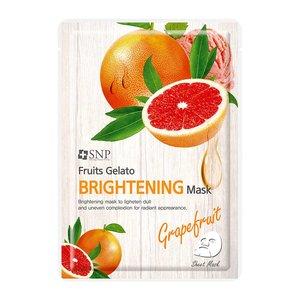 SNP Fruits Gelato Brightening Mask