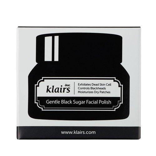 Klairs Gentle Black Sugar Facial Polish