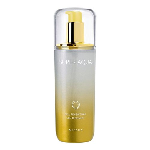 Missha Super Aqua Cell Renew Snail Skin Treatment