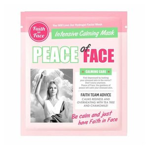 Faith In Face Peace Of Face Hydrogel Mask