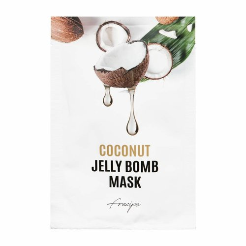 Frecipe Coconut Jelly Bomb Mask