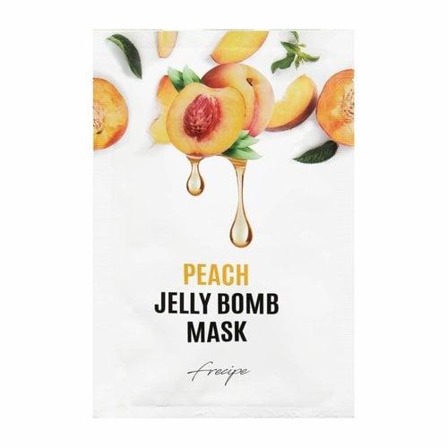 Peach Jelly Bomb Mask