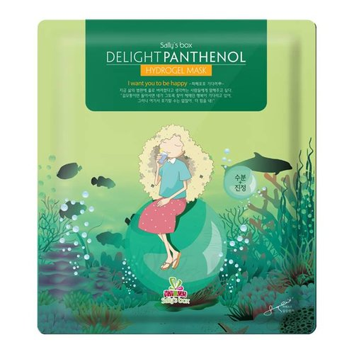 Sally's Box Delight Panthenol Hydrogel Mask