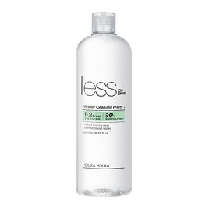 Holika Holika Less on Skin Micellar Cleansing Water
