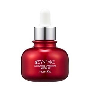 Secret Key Sny-ake Anti Wrinkle & Whitening Ampoule