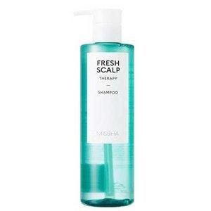 Missha Fresh Scalp Therapy Shampoo