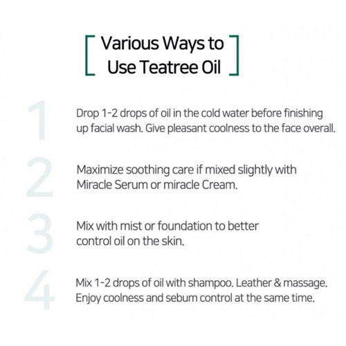 Some By Mi 30 Days Miracle Tea Tree Spot Oil