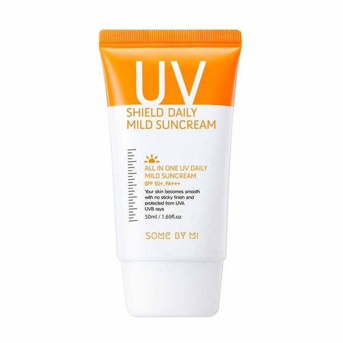 Some By Mi Uv Shield Daily Mild Suncream