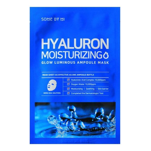 Some By Mi Hyaluron Moisturizing Mask