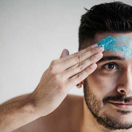 Wash off Masker