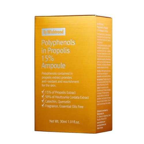 By Wishtrend Polyphenol in Propolis 15% Ampoule