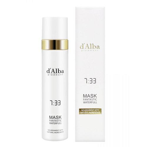 d'Alba Fantastic Waterfull Spray Mask