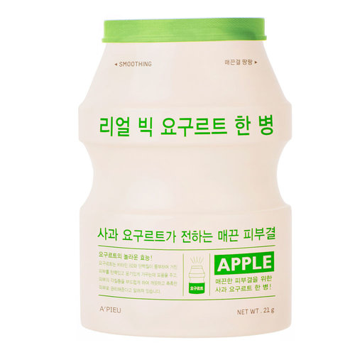 A'pieu Real Big Yoghurt Apple Sheet Mask