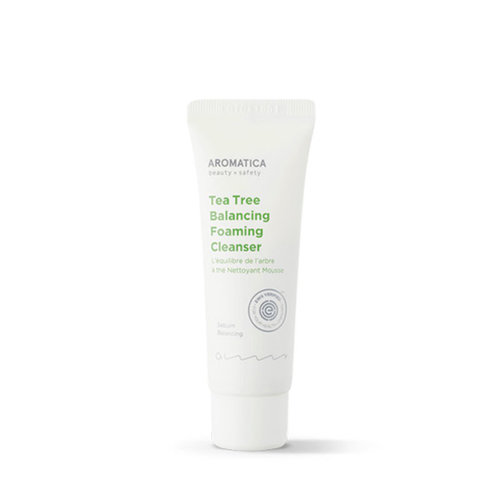 Aromatica Tea Tree Balancing Foaming Cleanser 20g