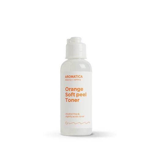 Aromatica Orange Soft Peel Toner 50ml