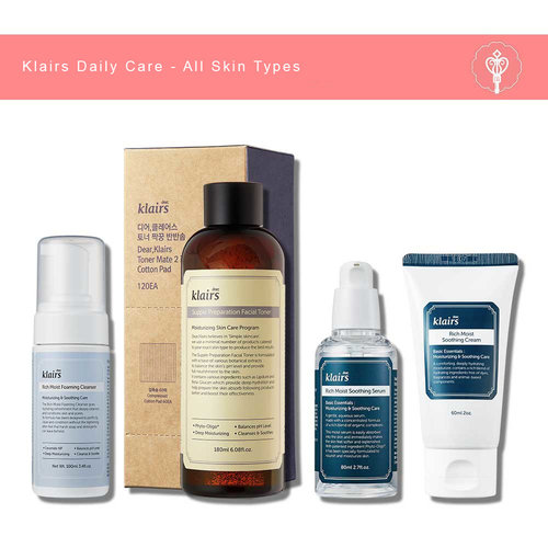 Klairs Daily Care Box