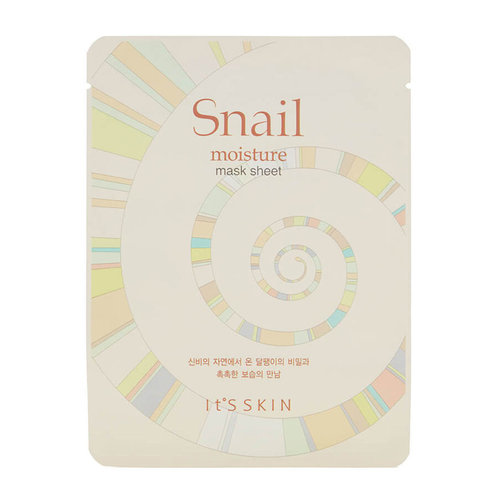 It's Skin Snail Moisture Sheet mask