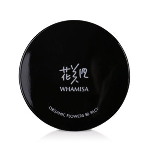 Whamisa Organic Flowers BB Pact Natural Expression Sun Cushion SPF 50+ PA++++