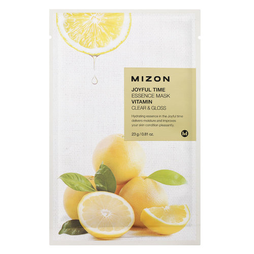 Mizon Joyful Time Vitamin Essence Mask