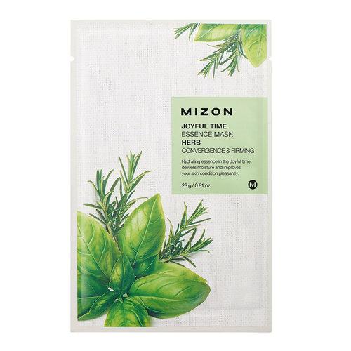 Mizon Joyful Time Herb Essence Mask