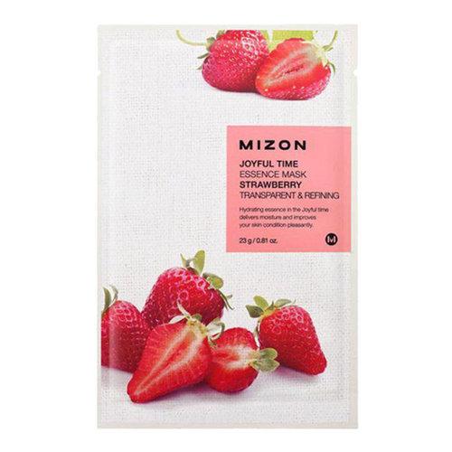 Mizon Joyful Time Strawberry Essence Mask