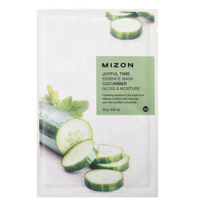 Mizon Joyful Time Cucumber Essence Mask