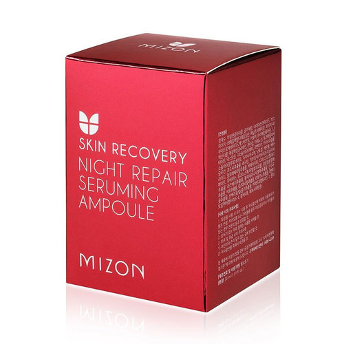 Mizon Night Repair Seruming Ampoule