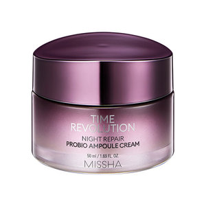 Missha Night repair Probio Ampoule Cream