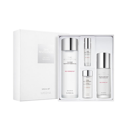 Missha Time Revolution The First Treatment Special Set