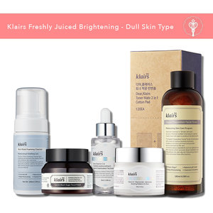 Klairs Freshly Juiced Brightening Box