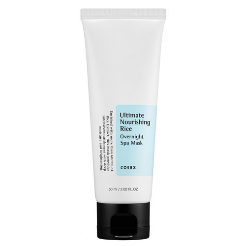 COSRX Ultimate Nourishing Rice Overnight Spa Mask
