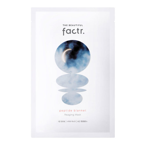 The Beautiful Factr. Peptide Blanket Reaging Mask