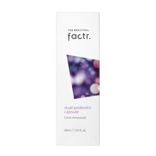 The Beautiful Factr. Probio Capsule Core Ampoule