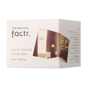 The Beautiful Factr. Pure Bomb Essential Cream