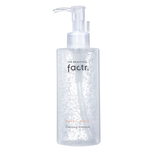 The Beautiful Factr. Water Gloss Cleansing Ampoule