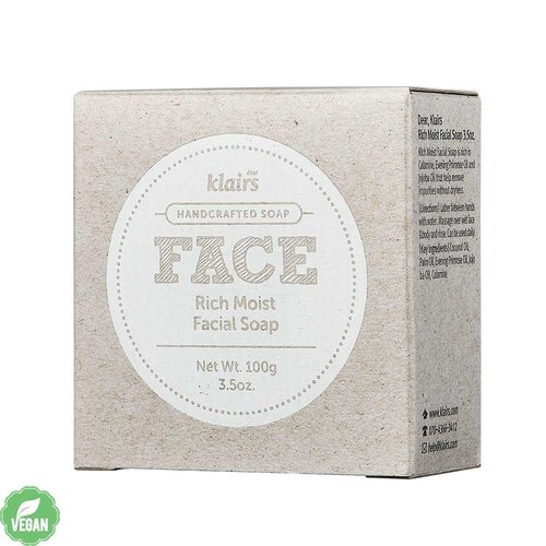 Klairs Rich Moist Facial Soap