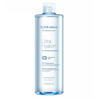 Super Aqua Ultra Hyalon Micellar Cleansing Water