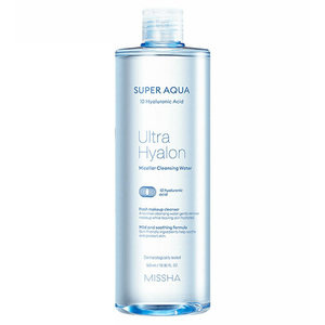 Missha Super Aqua Ultra Hyalon Micellar Cleansing Water