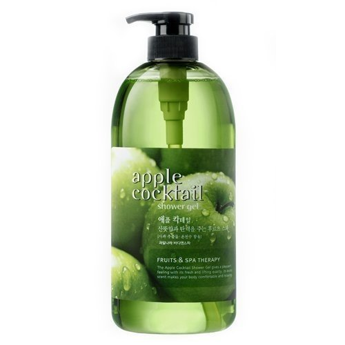 Welcos Kwailnara Apple Cocktail Shower Gel