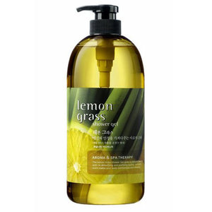 Welcos Kwailnara Lemon Grass Shower Gel