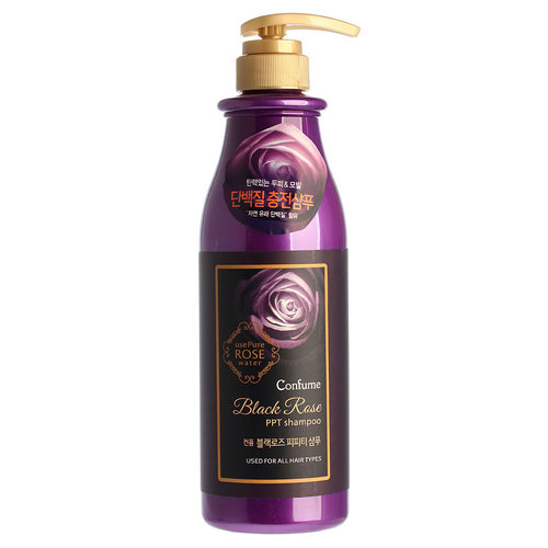 Welcos Kwailnara Confume Black Rose Shampoo