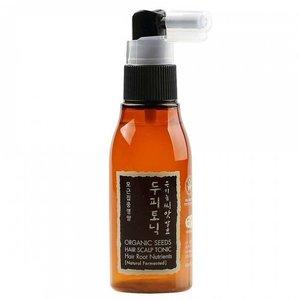 Organic Seeds Hair Scalp Tonic
