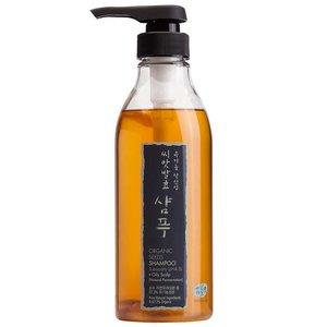 Organic Seeds Shampoo Oily Scalp