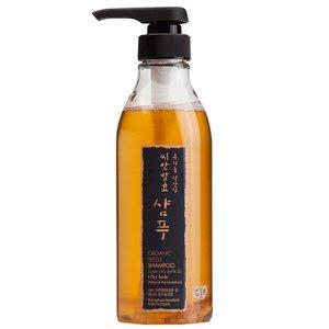 Whamisa Organic Seeds Shampoo Dry Scalp