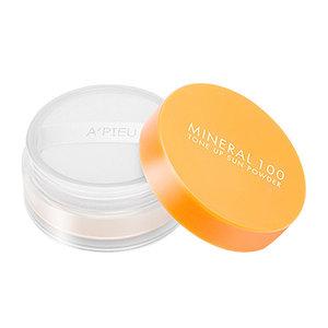 A'pieu Mineral 100 Tone Up Sun Powder SPF50+ PA++ (Natural Beige)