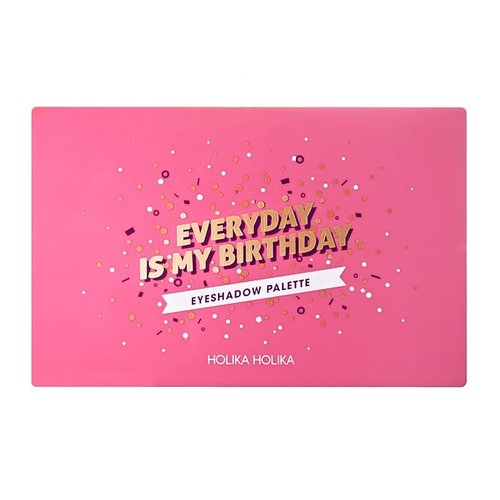 Holika Holika Piece Matching Palette 03 My Birthday (12 shades)